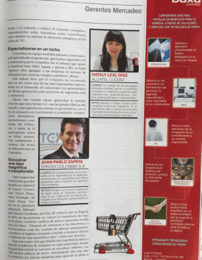 Revista Gerente Colombia