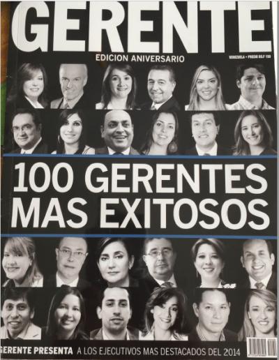Revista Gerente 2014
