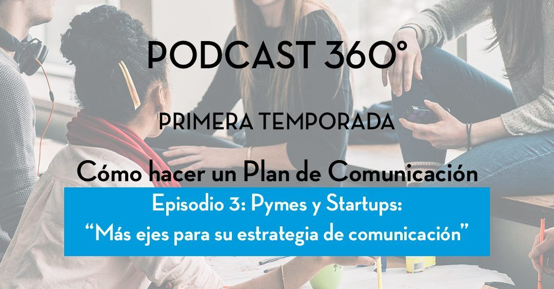 Podcast 3 Pymes y Startups
