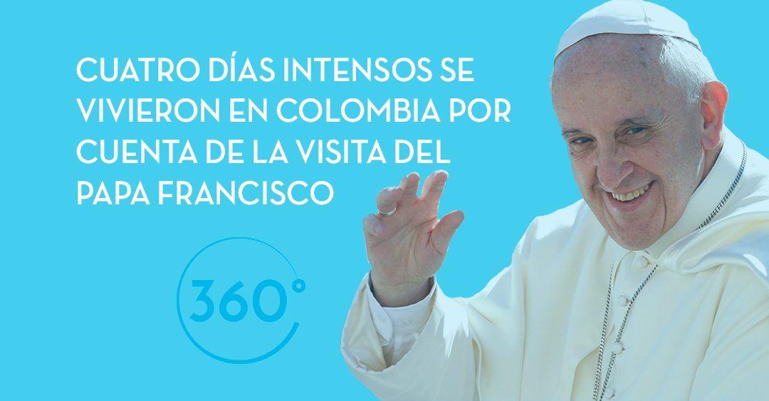 Post Visita Papa Septiembre 2017