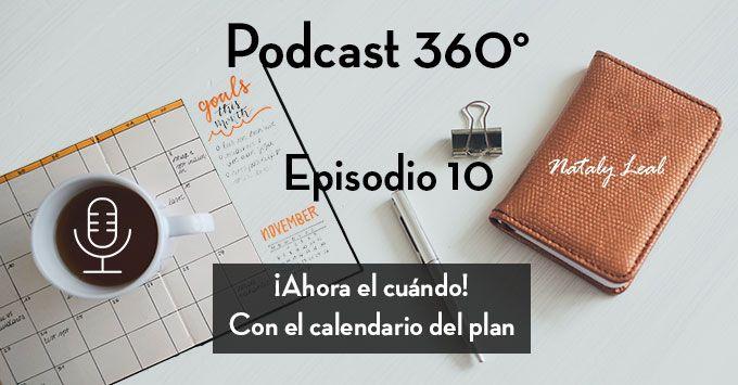 Calendario del Plan de Comunicación. Ya he hablado sobre el qué y el cómo… ¡Ahora el cuándo!