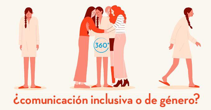 Con ocasión del día internacional de la mujer… ¿comunicación inclusiva o de género?